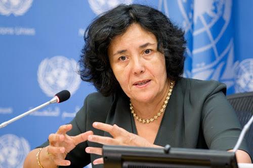 Elections 2018: Mme Leila Zerrougui recommande la mise en place de dispositifs de sécurité électorale