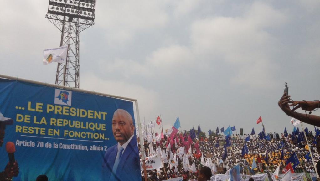 Elections 2018 : Meeting du Fcc à Kinshasa le samedi 27 octobre prochain pour sonner la mobilisation générale des électeurs