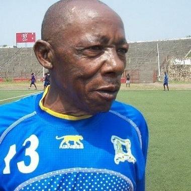 Sport: L'ancien Léopards Ndaye Mulamba évacué d'urgence en Afrique du Sud