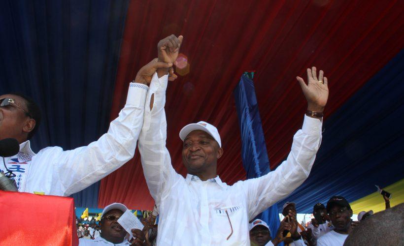 Bukavu: L'Udps Josée Emina et le Pprd Habibu Fariala partagés sur l'équipe de campagne de Shadari