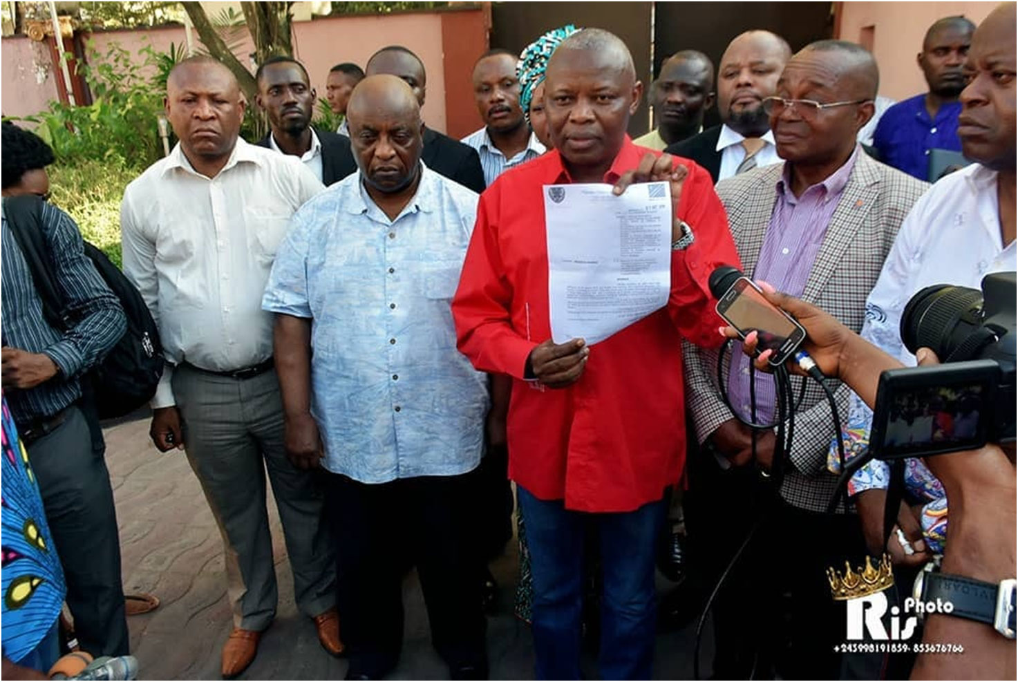 Marche de l'opposition: La rencontre entre les organisateurs et le gouverneur de Kinshasa reportée à jeudi