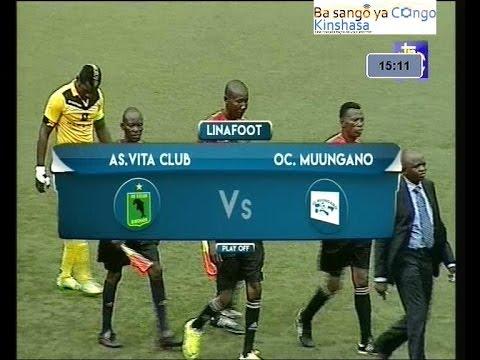 Linafoot: Oc Muungano croise V.Club au stade des Martyrs de Kinshasa ce mardi 09 octobre