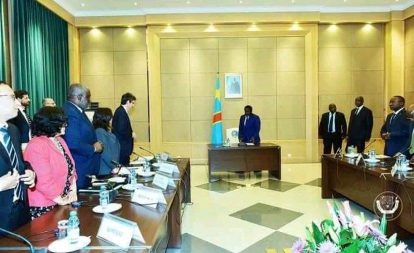 Tête-à-tête Kabila-Onu :La délégation du Conseil de sécurité de l'Onu plaide pour les élections crédibles et transparentes
