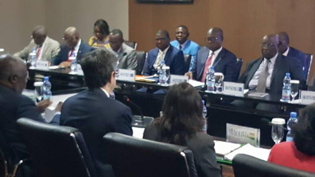 Rdc : A la délégation du conseil de sécurité, l'opposition s'en tient à ses exigences