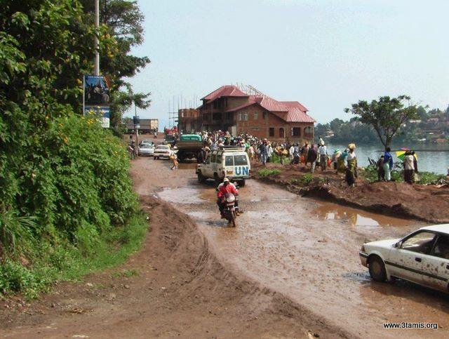 Sud-Kivu: Un motard et son client tués ce soir dans un accident de circulation vers Amsar