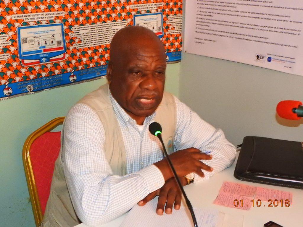 Sud-Kivu: La Ceni appelle les candidats à centrer leur campagne électorale sur leurs projets de société
