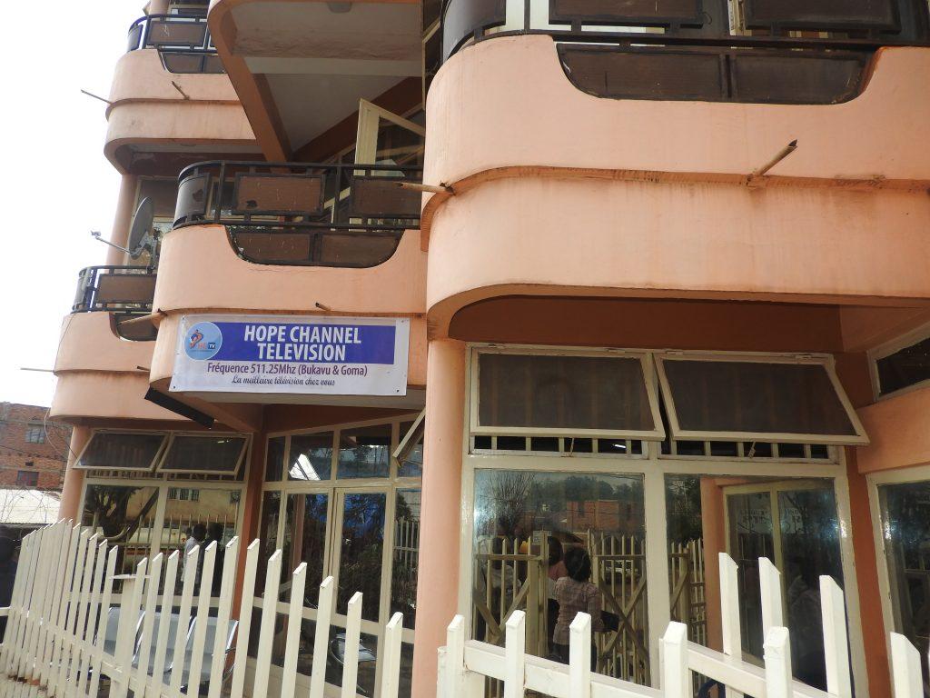 Médias: La ville de Bukavu s'enrichit d'une nouvelle chaine de télévision