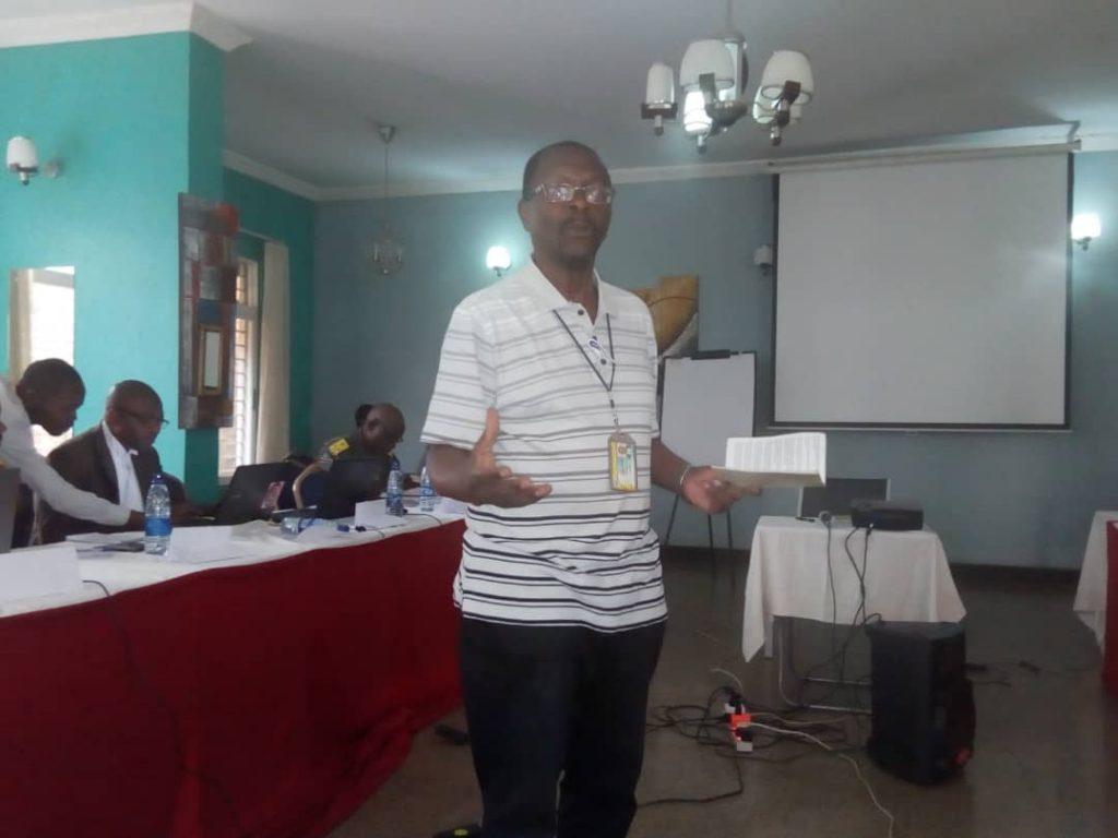 Bukavu: Benoit Kambere interpelle les journalistes sur le code d'éthique et de déontologie