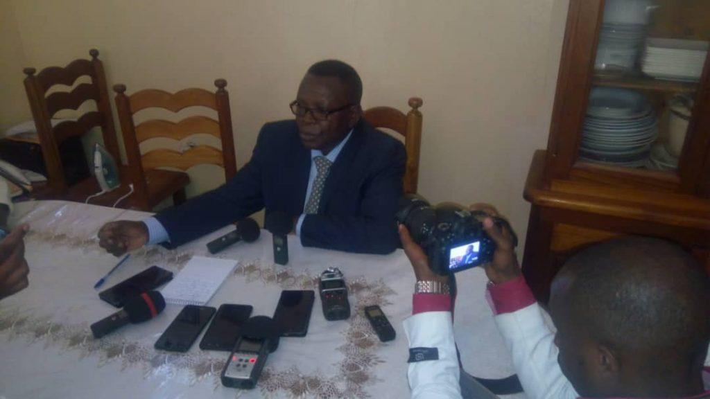 Sud-Kivu: Le député Venant Rugusha accuse le bureau de l'Assemblée de bloquer sa question orale adressée au gouverneur