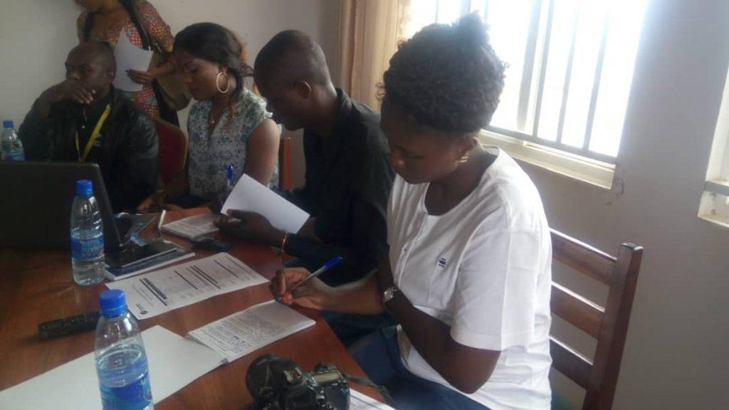 Bukavu: Une quinzaine des journalistes à l'école des techniques de reportages en période électorale