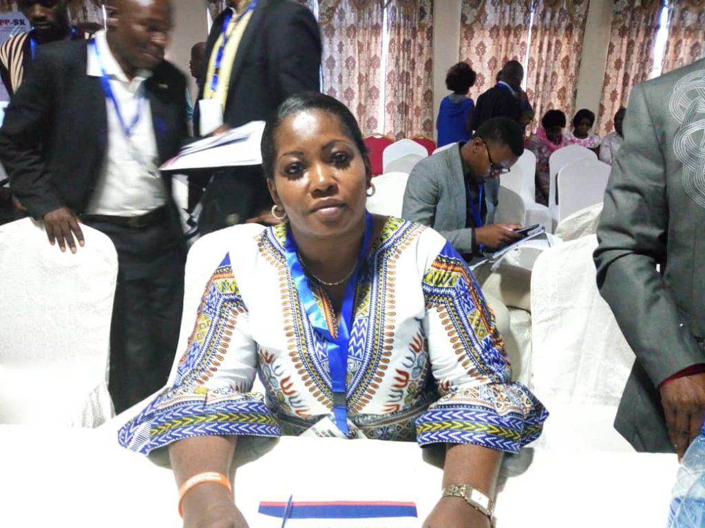 Forum sur la Paix: Mme Nelly Lumbulumbu plaide pour la protection des civils