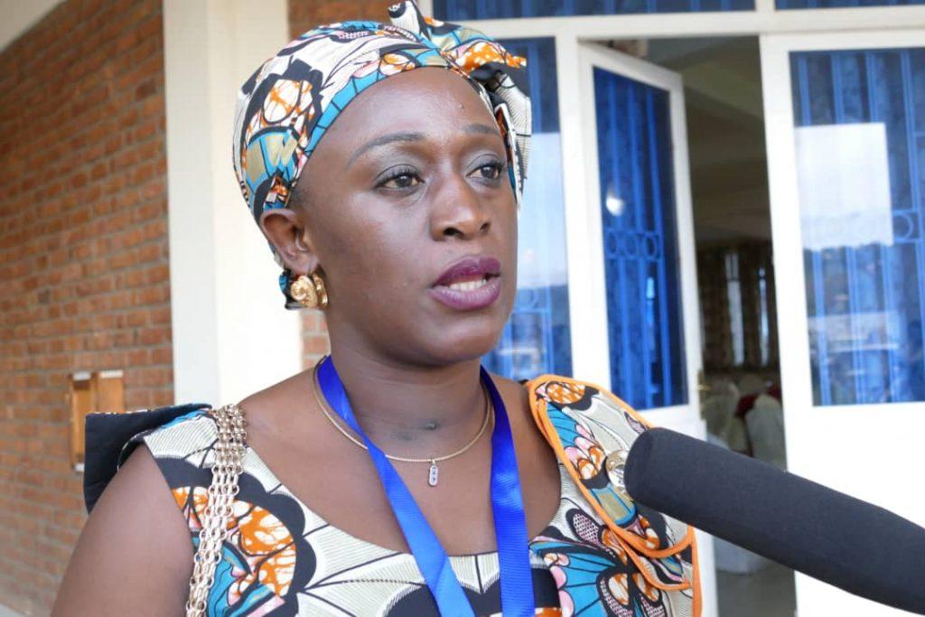 Bukavu : La journaliste Caddy Adzuba élevée au rang de Docteur Honoris Causa