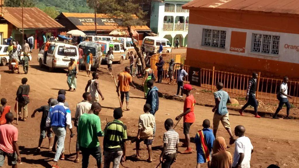 Bukavu: Retour au calme après les échauffourées entre pro et anti bourgmestre de Bagira