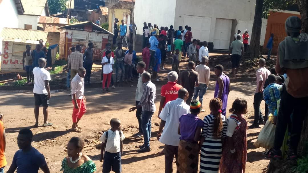 Bukavu : 8 blessés, 4 arrestations bilan dressé après la manifestation de la Société Civile de Bagira.
