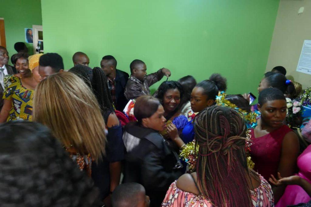 Bukavu: Des étudiantes en journalisme ont défendu leur travail avec brio à l'école Technique de journalisme