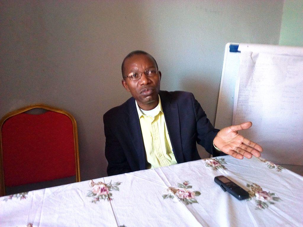 Déo Bizibu de l'Udps : « notre campagne électorale est d'ordre stratégique »