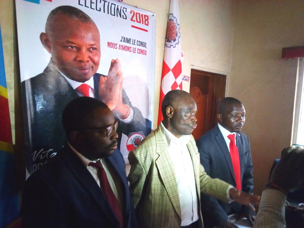 Sud-Kivu: L' Unc appelle ses cadres et militants à s'approprier ce moment de campagne électorale