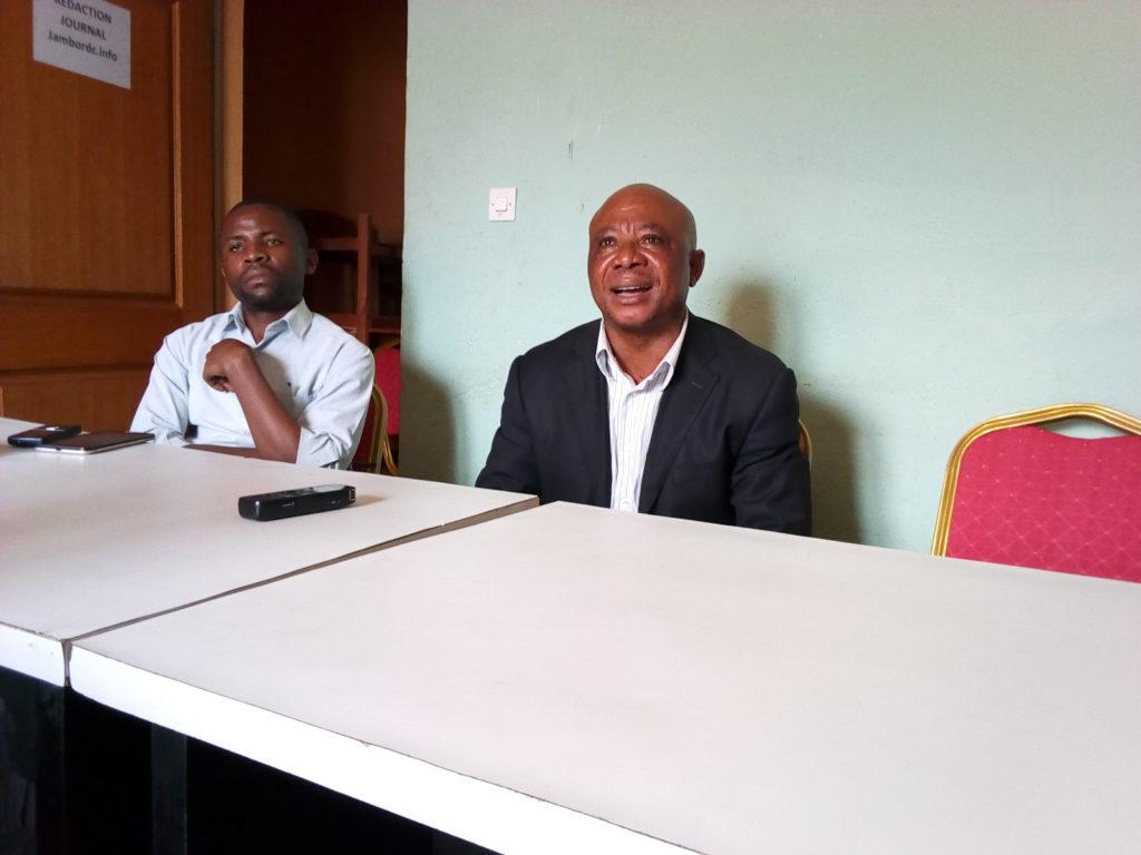 Députation nationale: Le candidat Charles Banyawa Mukambilwa place sa campagne sous le signe de la lutte contre les tracasseries routières