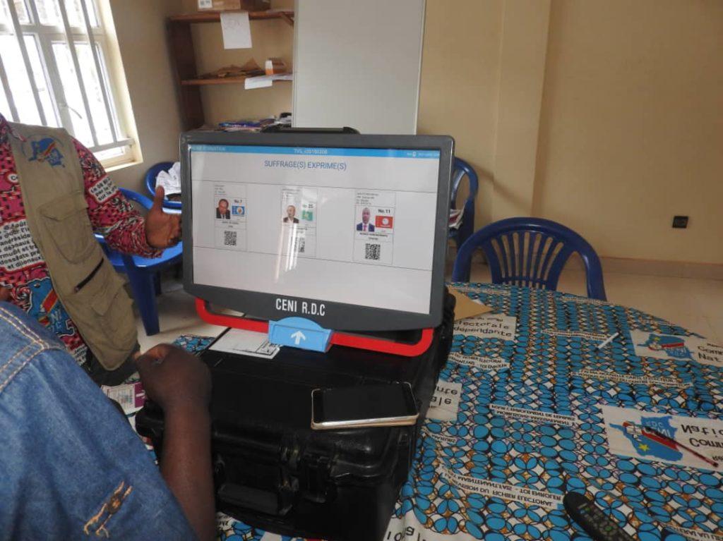 A 8h30, le vote n'a pas toujours commencé au centre Imani Panzi
