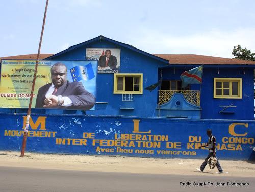 Elections présidentielles en RDC : le MLC salue la désignation du candidat unique de l'opposition
