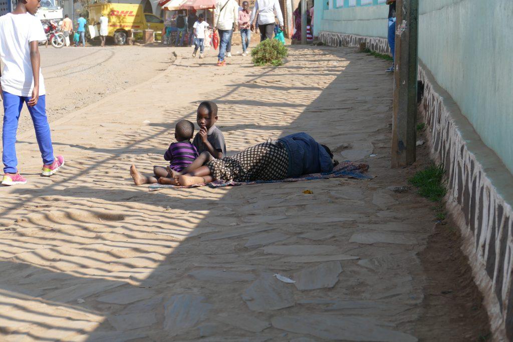 Les enfants accusés de sorcellerie victimes de la maltraitance