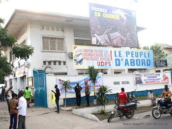 Candidat unique de l'opposition: Certains mécontents de l'Udps en réunion extraordinaire ce lundi à Kinshasa