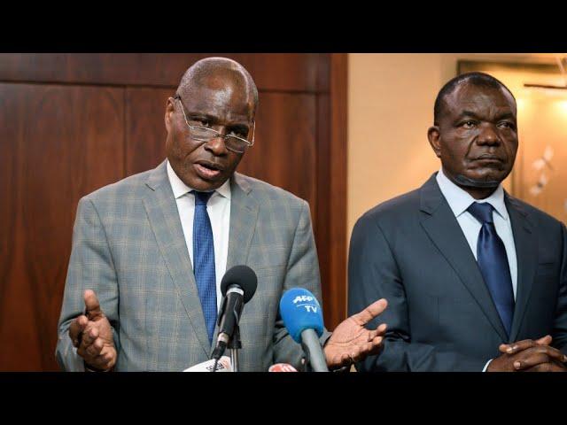"""Martin Fayulu: """"Le combat se poursuit, nous voulons une élection sans machine à voter»"""