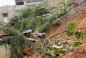Bukavu : 5 morts et des blessés dans un éboulement de terre à Buholo4