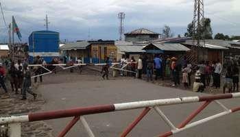 Nord-Kivu: Les frontières terrestres ferment ce samedi à minuit à cause des élections ce dimanche