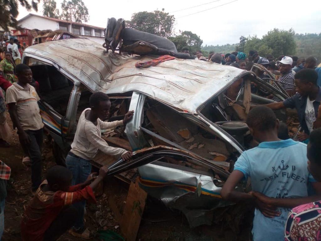 Bukavu: Il n'y a jamais eu des morts dans l'accident de circulation du dimanche à Bagira(Acco)