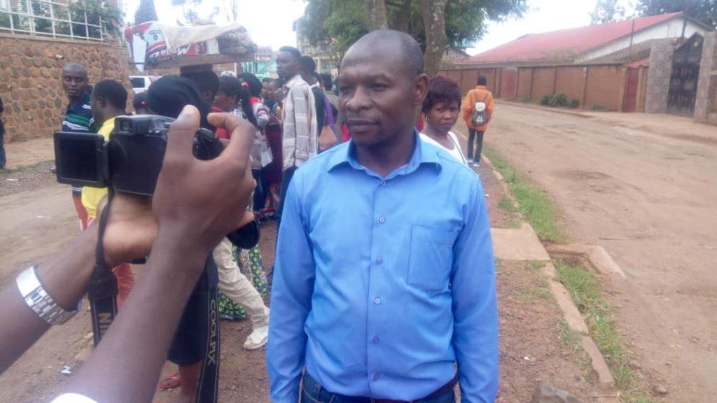 """David Cikuru: """"Que les autorités prennent la situation sécuritaire avec beaucoup de sérieux"""""""