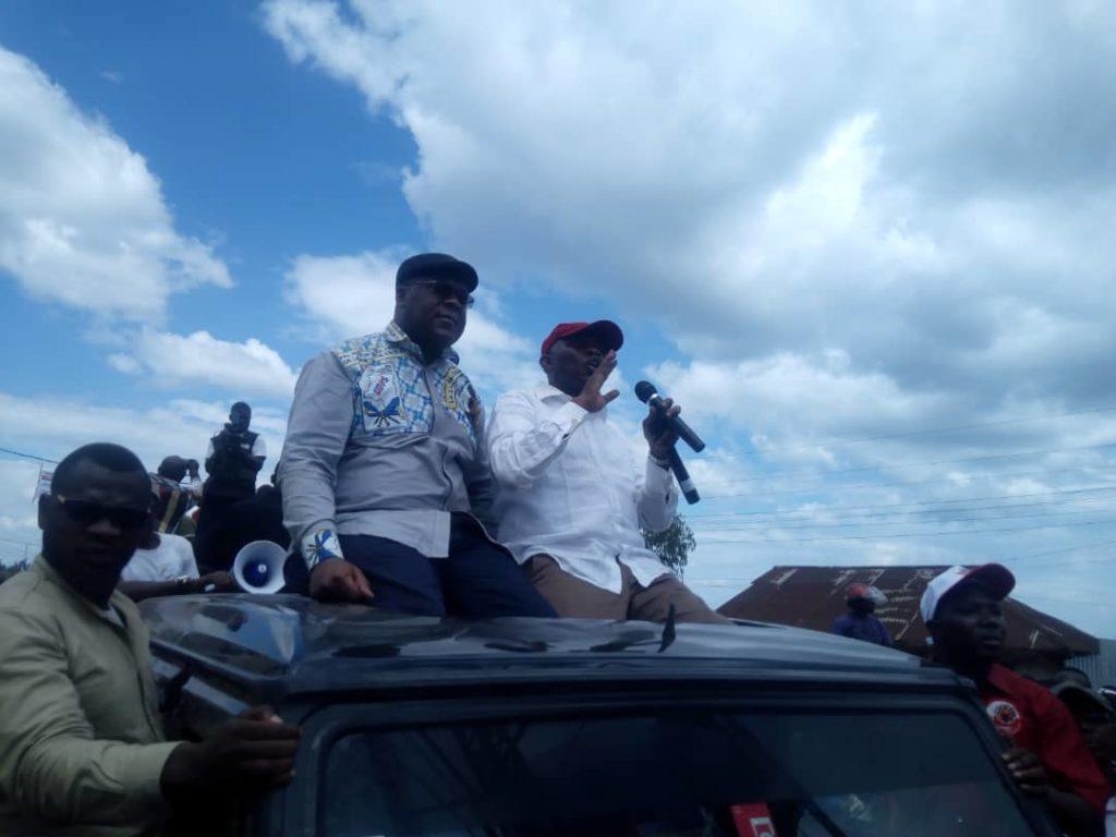 Bukavu: Des pneus brûlés au siège de l'Unc ce mercredi en signe de protestation
