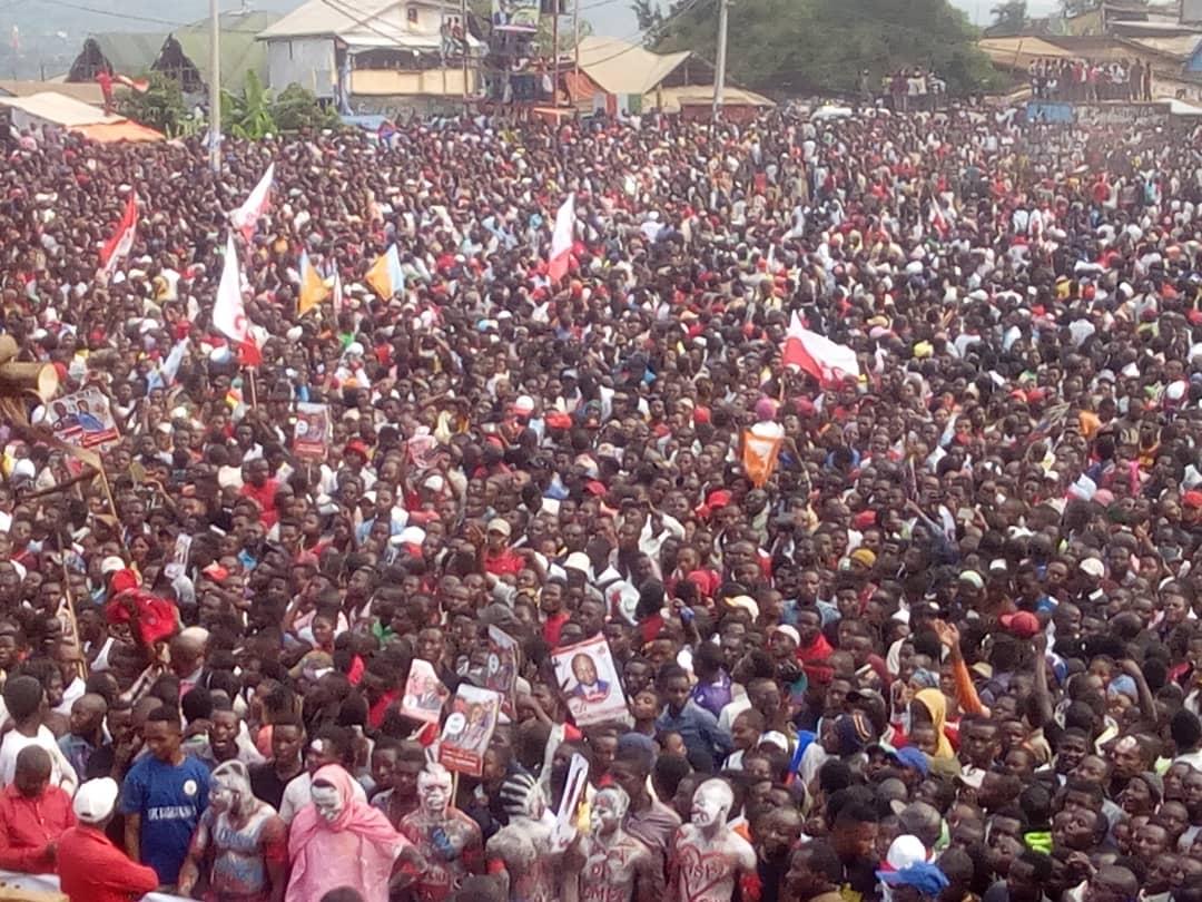 Edito: Présidentielle 2018, carton plein pour l'opposition au Kivu