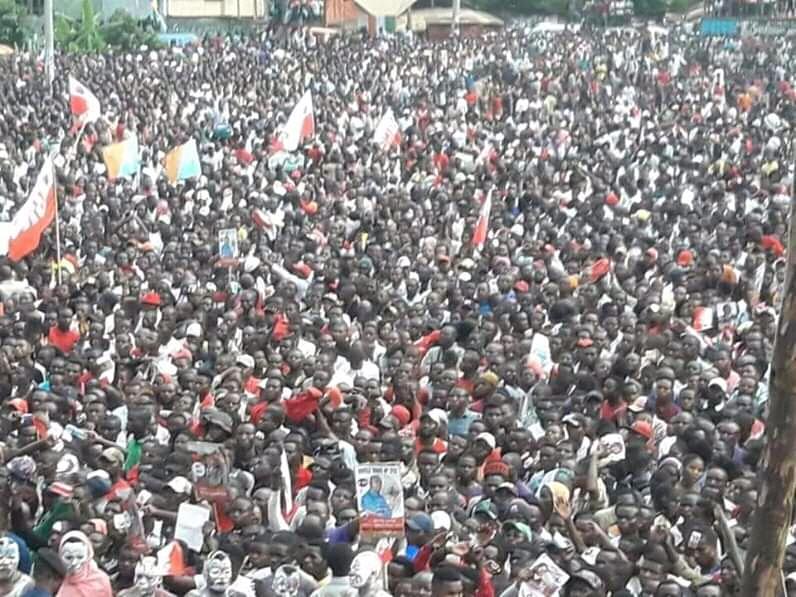 Présidentielle 2018: Après Isiro, Martin Fayulu bat sa campagne à Kisangani ce samedi