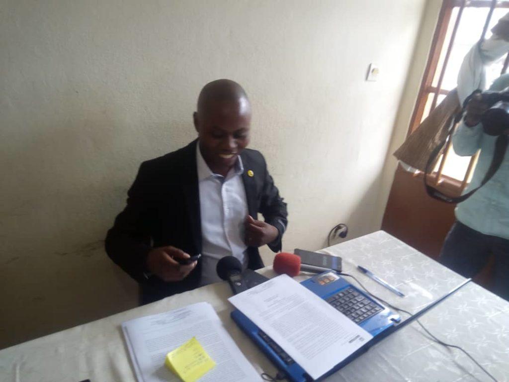 Sud Kivu: le PPI dresse un tableau sombre de la situation des DDH et journalistes en RDC