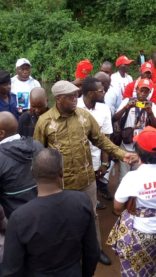 Présidentielle 2018: Le projet de société du tandem Tshisekedi-Kamerhe diversement commenté à Bukavu