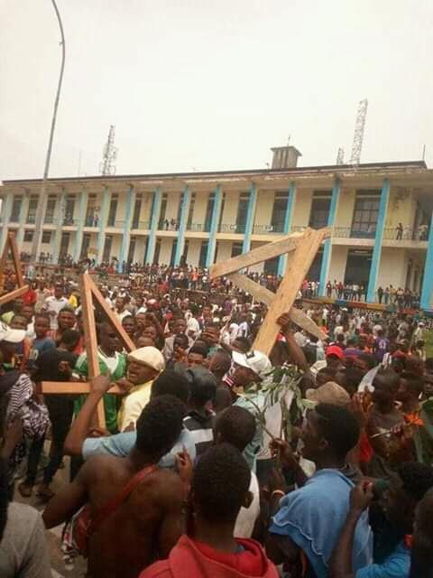 Edito: Campagne électorale sous tension en RDC