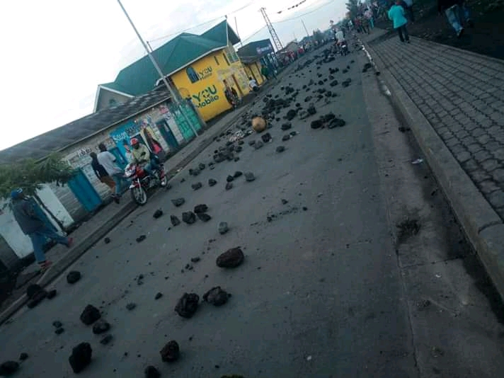 Report des élections à Beni et Butembo : la population de Goma en colère ce matin