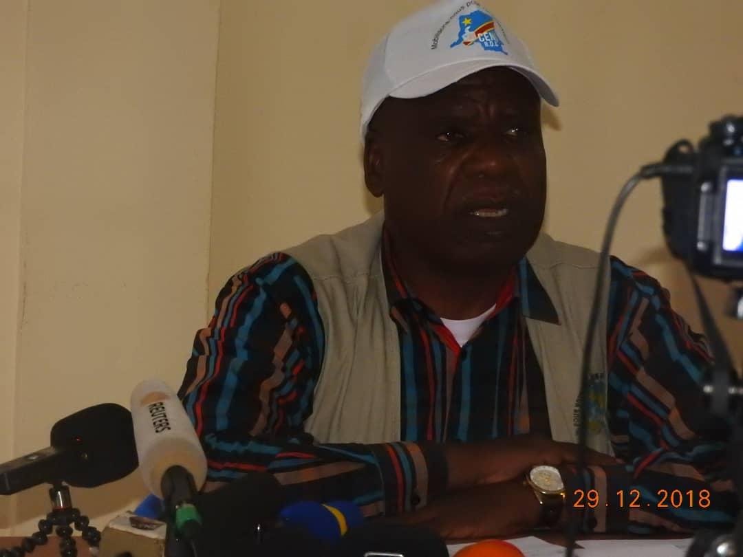 Elections en Rdc: La Ceni/Sud-Kivu confirme l'ouverture des bureaux de vote pour ce dimanche 30 décembre à 5h30