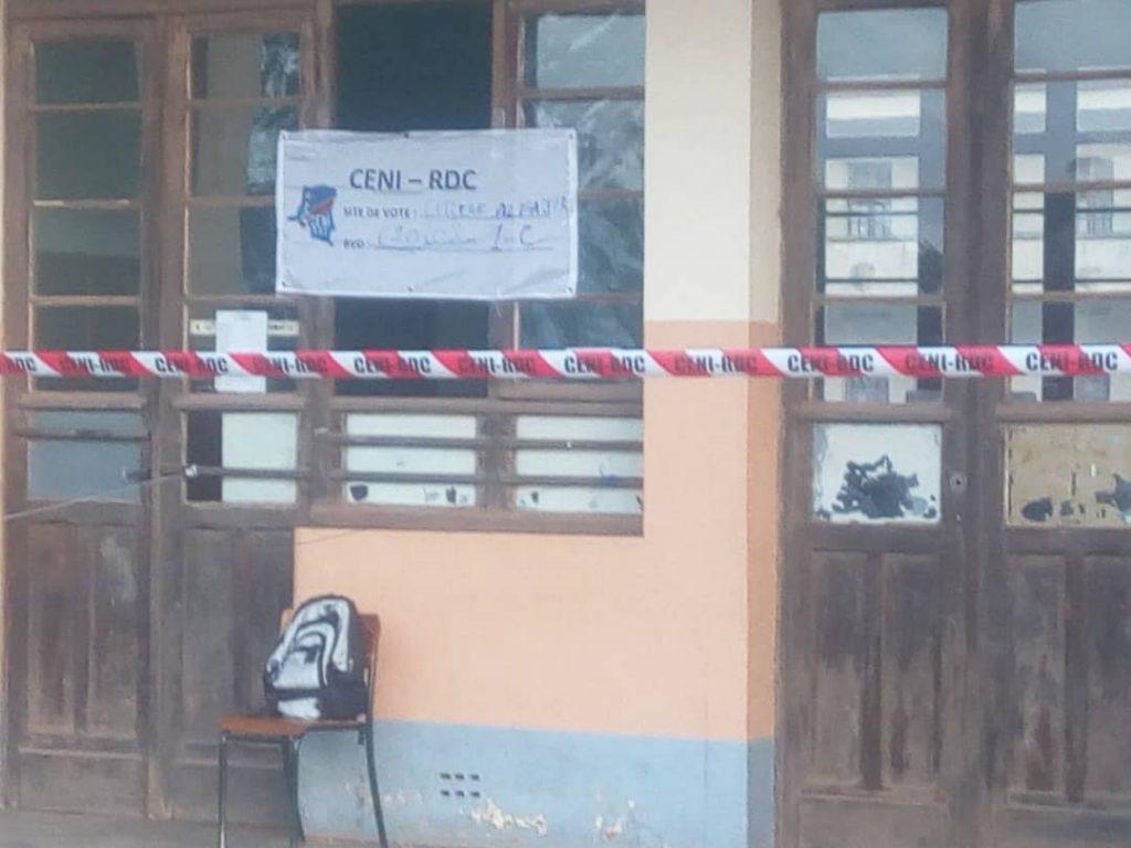 Bukavu: Des bureaux de vote du centre Imani Panzi fermés faute de machines à voter