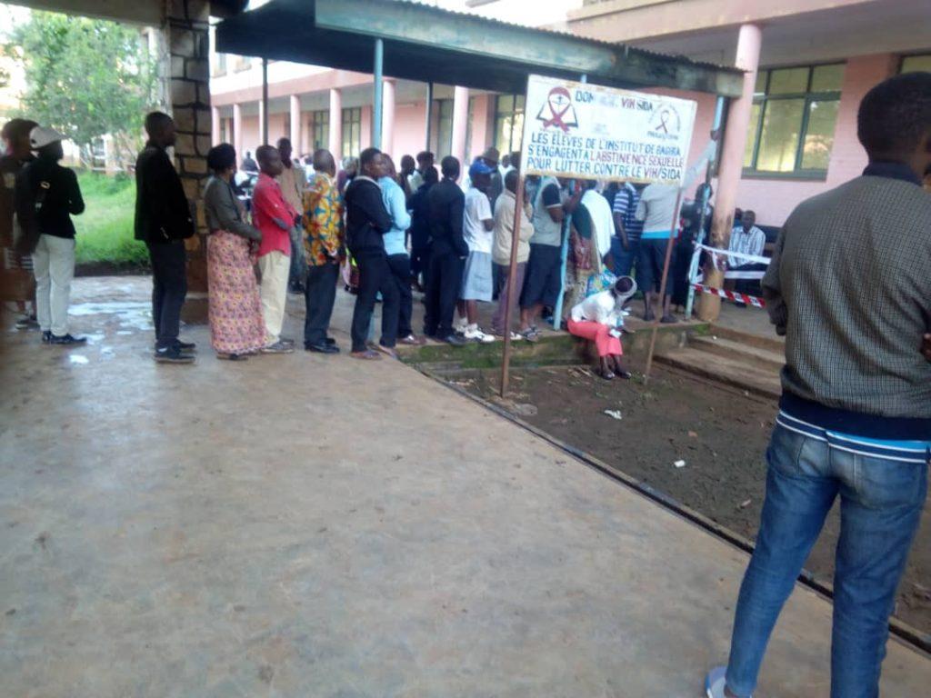 Bukavu: Rien ne certifie qu'a 17hoo le vote sera terminé au collège Alfajiri