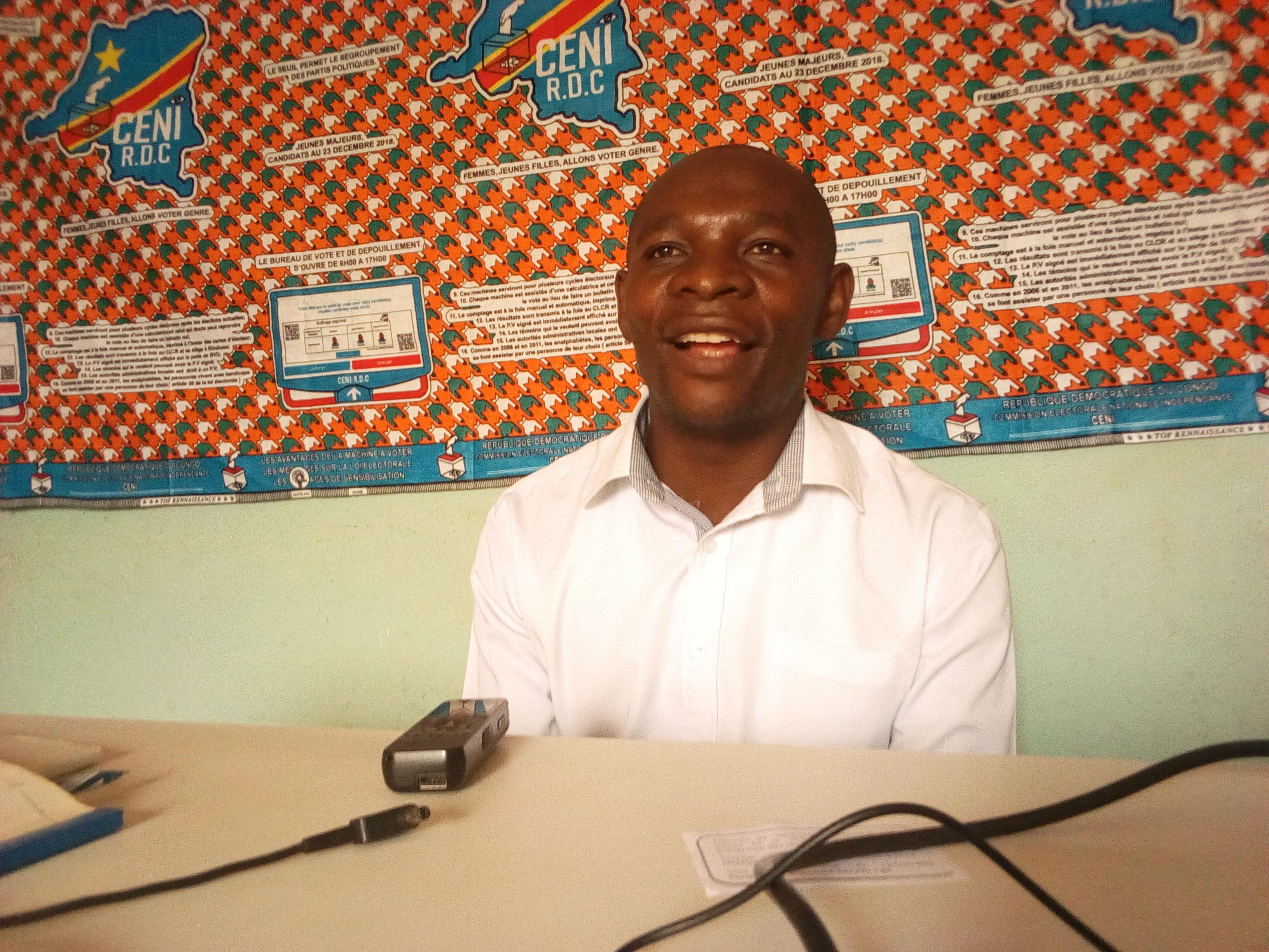 Fusillade du marché Bondeko: La société civile noyau urbain appelle ses membres à accompagner les familles des victimes à l'auditorat militaire ce mardi
