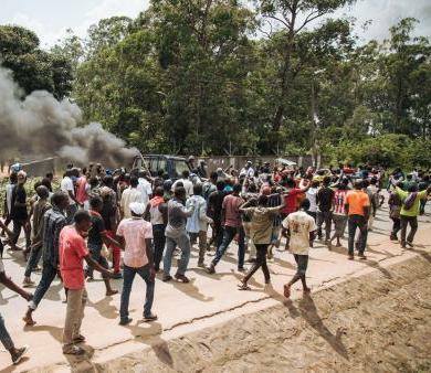 Nord-Kivu: Les activités paralysées ce vendredià Beni