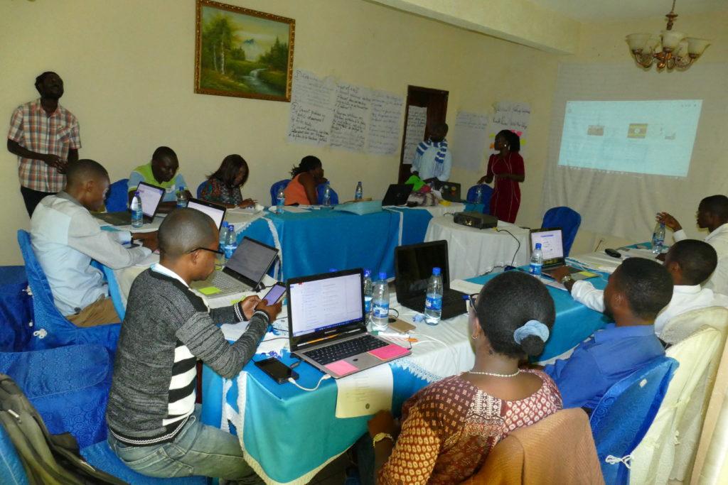 La sécurité numérique au centre d'une formation ouverte ce Jeudi à Bukavu