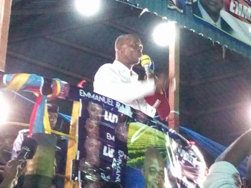 Bukavu: Emmanuel Ramazani promet déjà la prison aux détourneurs des deniers publics