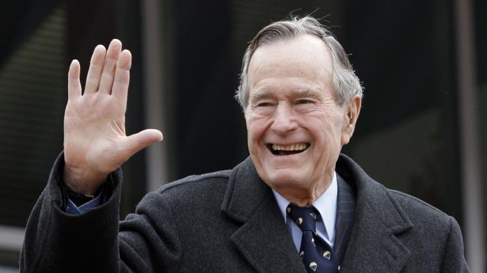 L'ancien président américain George H.W. Bush est décédé