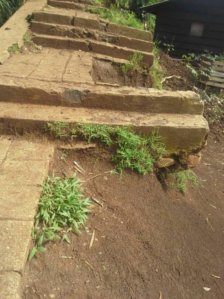 Bagira : La société civile s'insurgent contre le silence observé dans la réhabilitation des escaliers « Bwindi »