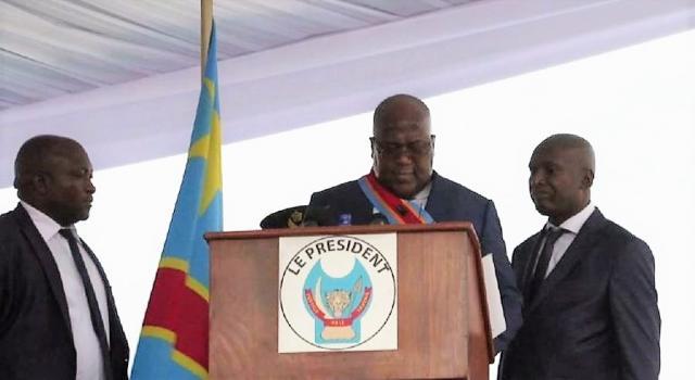 Rdc:Félix Tshisekedi prône la réconciliation