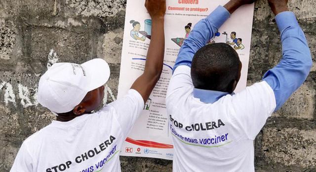 Choléra à Kabare : plus de 93 personnes atteintes dont 4 cas de décès (Dr Claude Bahizire, DPS)