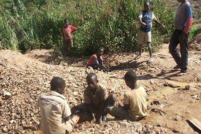 Bukavu: Abandonnés, des enfants sont exposés à la délinquance